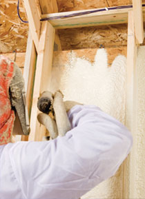 Plano Spray Foam Insulation Services and Benefits