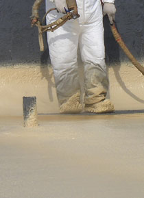 Plano Spray Foam Roofing Systems